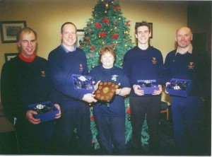 LANARK - CLYDESDALE TROPHY WINNERS - Dec 2004
